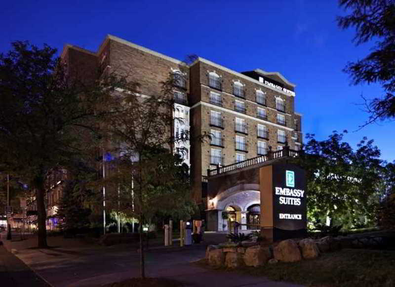 Embassy Suites St. Paul…, 175 East 10th Street,