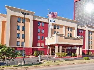Hampton Inn Oklahoma…, 3022 Northwest Expressway,