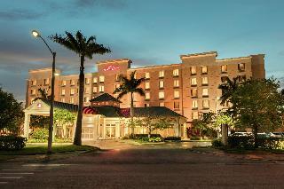 Hilton Garden Inn Fort…, 16410 Corporate Commerce…