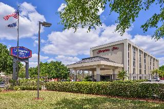 Hampton Inn closest to Universal Orlando