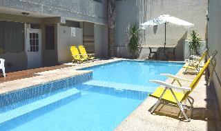 Soltigua Apart Hotel Mendoza - Pool