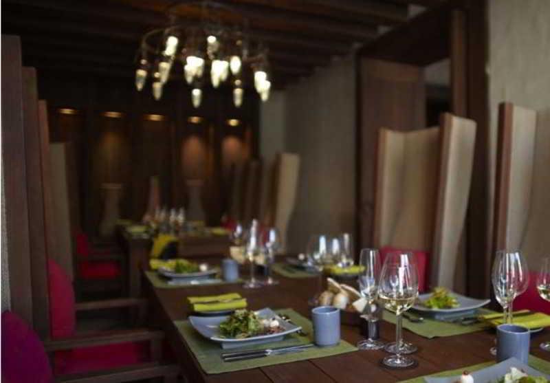 Evason Ma'In Hot Springs & Six Senses Spa - Restaurant