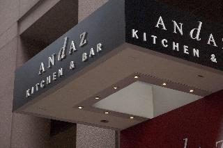Andaz Wall Street