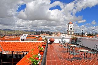 Parador Santa Maria La Real - Terrasse