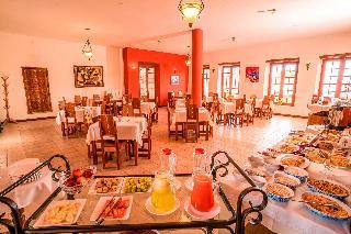 Villa Antigua Hotel - Restaurant