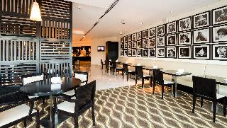 Holiday Inn Express Dubai Airport - Restaurant