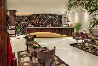 Savoy Suites Hotel Apartments - Diele