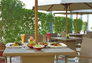 City Seasons Dubai - Terrasse