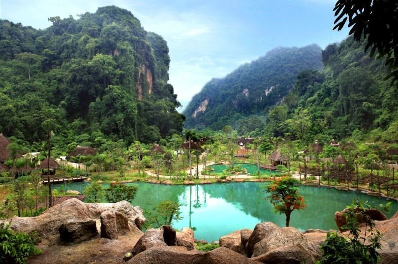 The Banjaran Hotsprings…, 1, Persiaran Lagun Sunway…