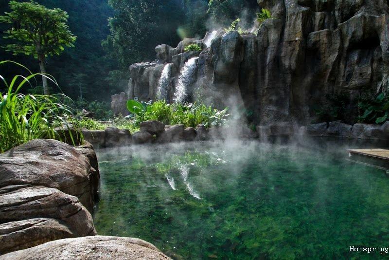 The Banjaran Hotsprings Retreat - Sport
