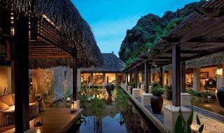 The Banjaran Hotsprings Retreat - Diele