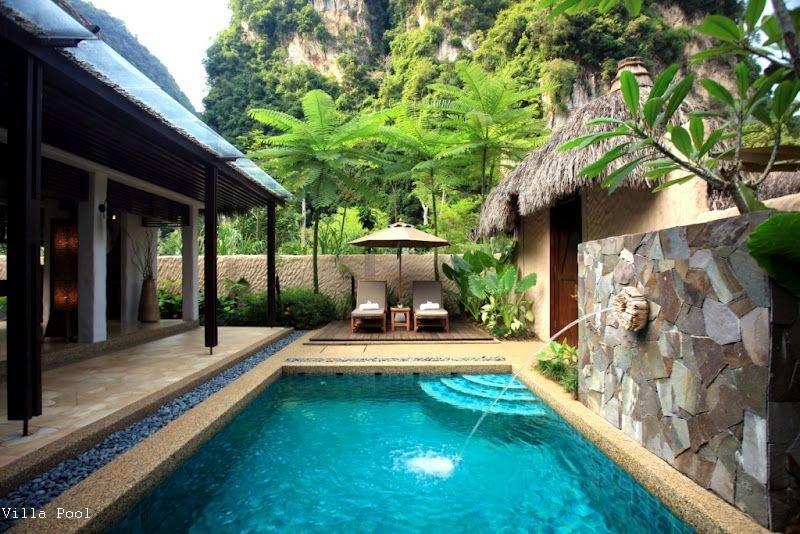 The Banjaran Hotsprings Retreat - Pool
