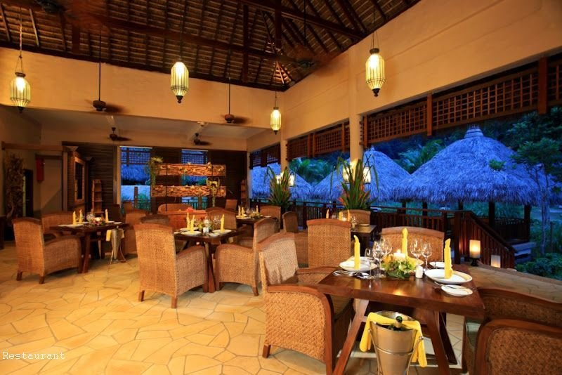 The Banjaran Hotsprings Retreat - Restaurant