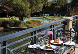 Protea Hotel Midrand - Terrasse