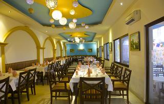 Kathmandu Guest House - Restaurant