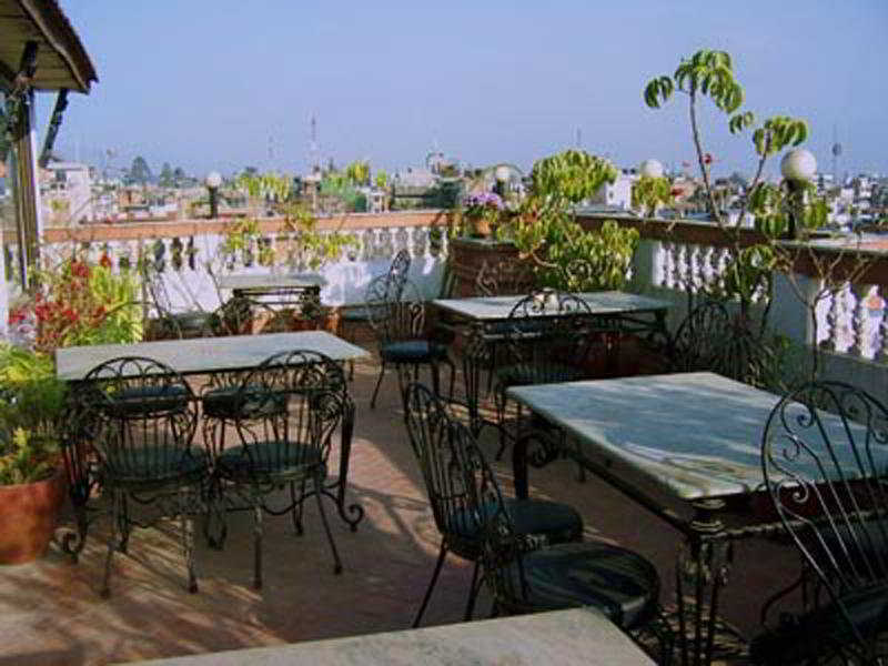 Heritage Home Hotel and Guest House - Terrasse