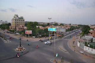 Chandra Inn, Airport Road,