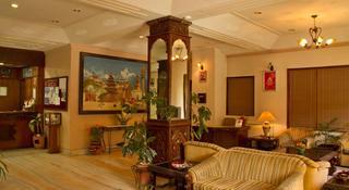 Hotel Marshyangdi - Diele