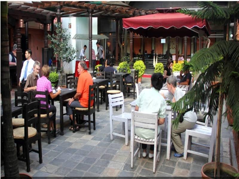 Hotel Marshyangdi - Restaurant