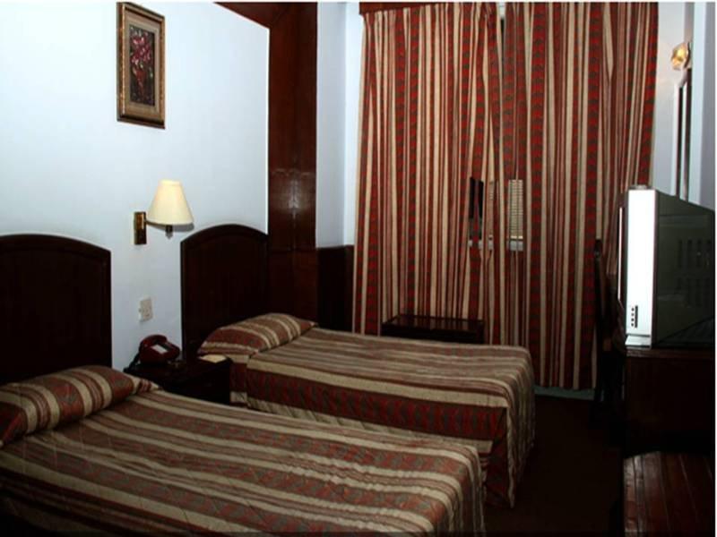 Hotel Marshyangdi - Zimmer