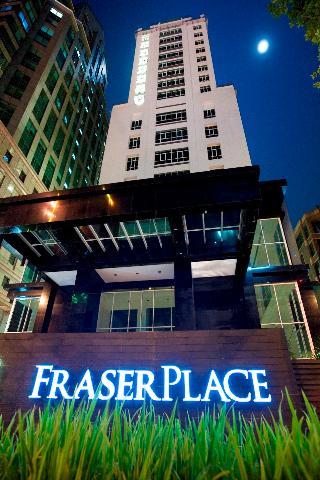 Fraser Place Kuala Lumpur (closed) - Generell
