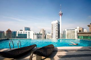 Fraser Place Kuala Lumpur (closed) - Pool