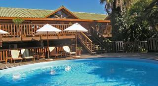 Graywood hotel - Pool