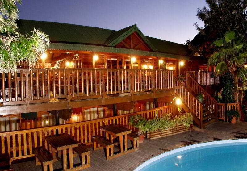 Graywood hotel - Terrasse