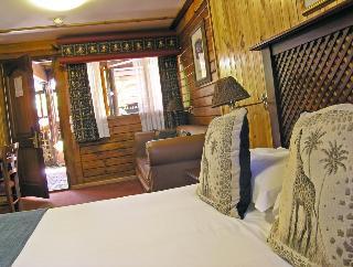 Graywood hotel - Zimmer