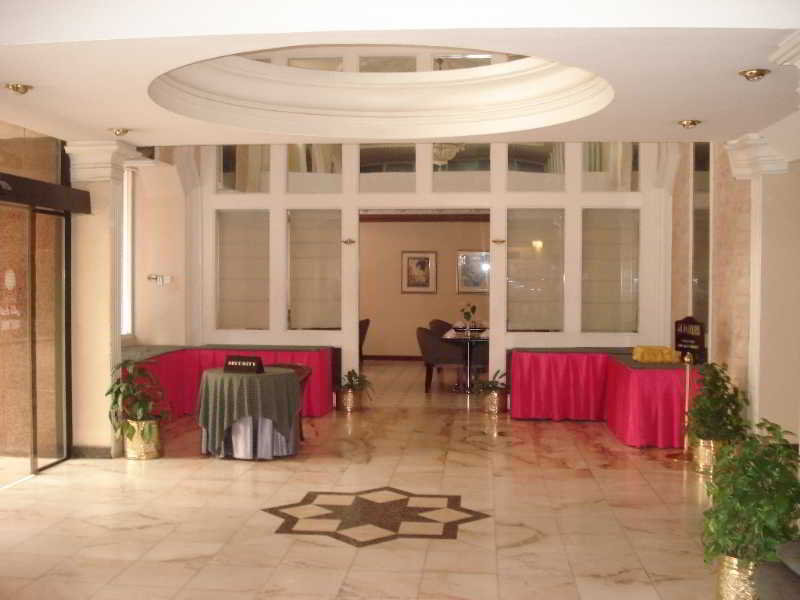Atlas Hotel Bahrain - Diele