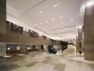 New World Makati Hotel - Diele