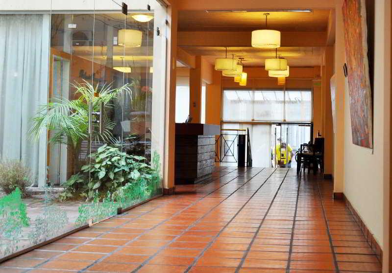 Bohemia Buenos Aires Hotel Boutique - Diele