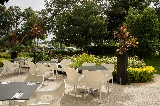 Mesón de la Luna Hotel & Spa - Terrasse