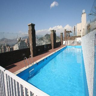 BMB Suites Apart Hotel - Pool