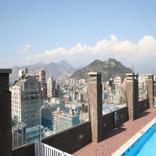 BMB Suites Apart Hotel - Terrasse
