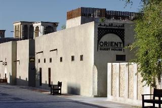 Orient Guest House Dubai - Diele
