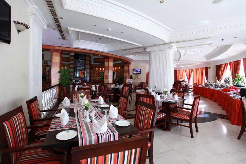 Ramee California Hotel - Restaurant
