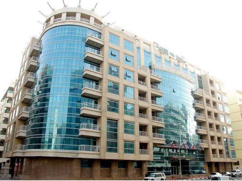 Grand Midwest Hotel Apartment In Bur Dubai - Generell
