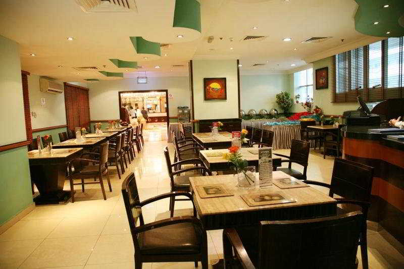 Grand Midwest Hotel Apartment In Bur Dubai - Restaurant