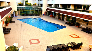 Welcome Hotel Apartment 2 - Pool