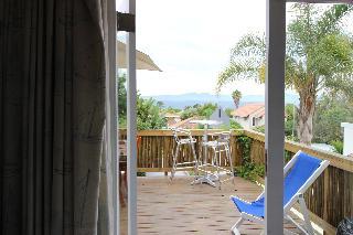 La Boheme Bed and Breakfast - Terrasse