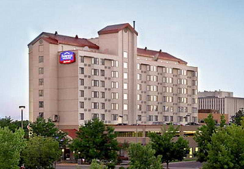 Fairfield Inn & Suites…, 1680 South Colorado Blvd,
