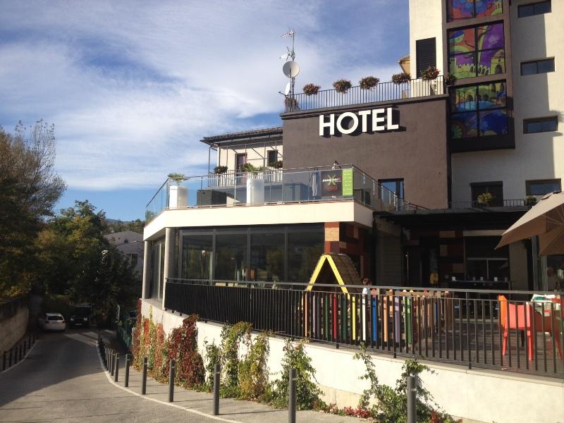 Hoteles en a nsa alojamiento en a nsa for Hoteles recomendados en madrid