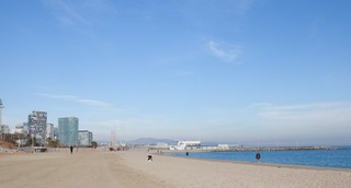 Lugaris Beach