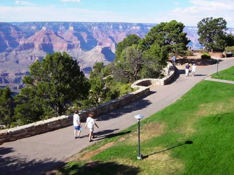 Thunderbird Lodge ( Grand Canyon )