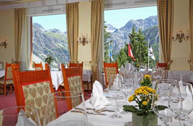 Du Grand Lac Excelsior - Restaurant