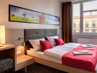 Meininger Hotel Berlin Mitte Humboldthaus