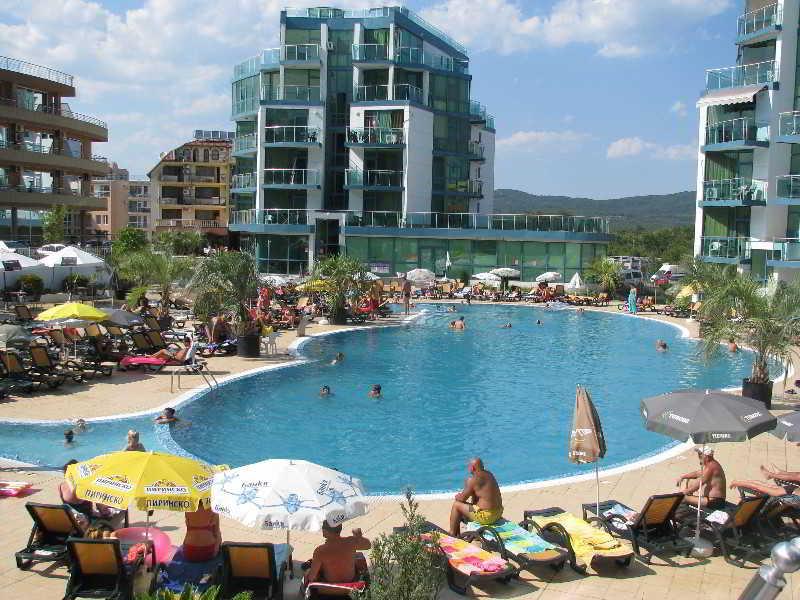 Grand Hotel Primorsko - Pool