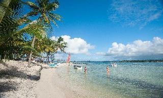 Jalsa Beach Hotel & Spa Mauritus - Diele