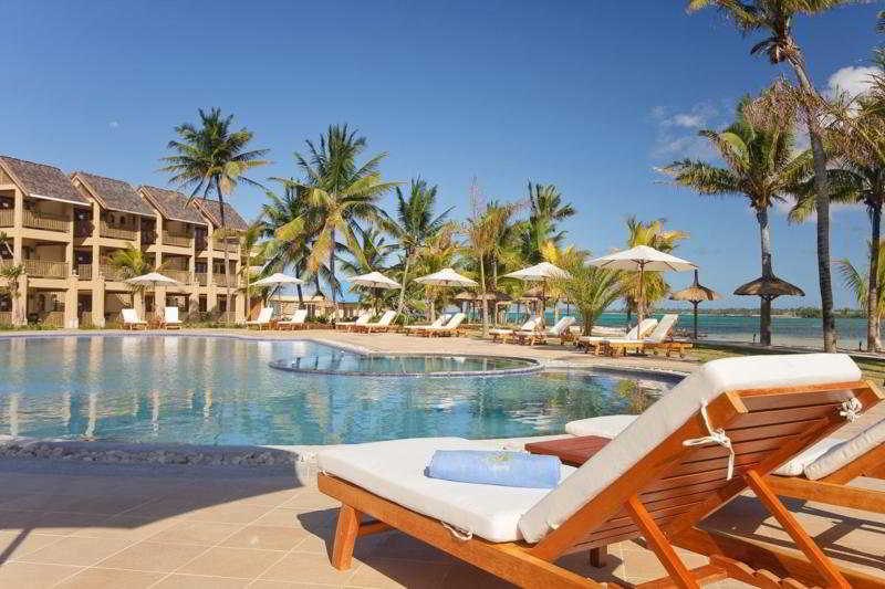 Jalsa Beach Hotel & Spa Mauritus - Pool